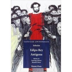 Edipo Rey Y Antigona