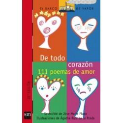 De Todo Corazón 111 Poemas...