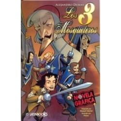 Novela Grafica - Los 3...
